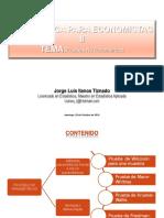 Estadística para economistas ppt