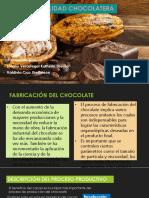 Proceso y Calidad e Chocolate