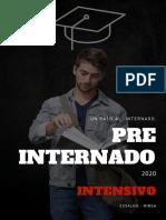 Brochure PreInternado2020