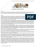 MPPR - Furto de Adolescente Contra Ascendente - Centro de Apoio Operacional Das Promotorias Da Criança e Do Adolescente