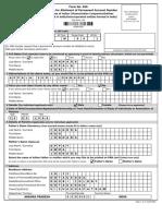 Form49A Suri Babu