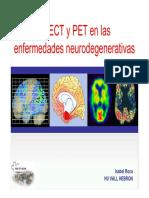 spect y pet en enfermedades neurodegenerativas