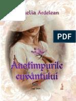 Camelia Ardelean - Anotimpurile cuvântului (antologie de autor)