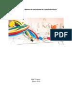 Fundamentos Básicos de Los Sistemas de Control de Energía Correccion I