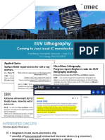 EUV Lithography