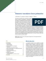 Tumores Vasculares Óseos Primarios