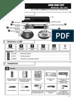 Manual configuracion detector aprimatic dm8