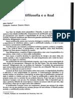 Badiou - A antifilosofia e o real como ato.pdf