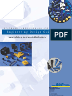 Standard Parts and Engineering Design Guide Solution Engineering for Noise Vibration Shock and Cushioning