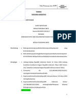 Contoh Dokumen Akreditasi Nov 2016 Pres