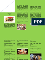 Escuelas Literarias Español