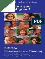 BICOM Patient Brochure