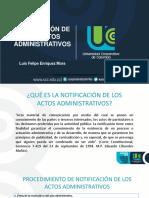 Notificación de los actos administrativos.pdf