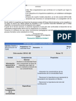 Planeación Didáctica Unidad i Normativa Fiscal Unadm