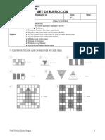 (OA 5) Ejercicios de Fracciones 5° y 6° (MATEMATICA)