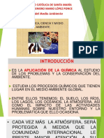 Fase I Diapositivas Teoria Q. Medio Ambiente 2018