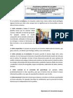 Documento de Apoyo. Estilos de Enseñanza Dooente
