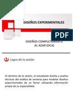 Diseño Experimental DCA 2017-02
