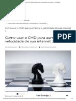 Como usar o CMD para aumentar a velocidade de sua internet _) – BookMaps.pdf