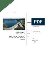 Estudio Hidrológico Erick