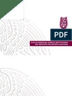 Guía Identidad politécnica 2019