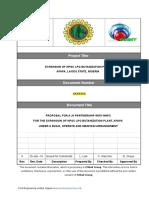 Apapa LPG Depot Rehabilitation Proposal (Etihad)