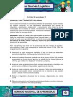 Evidencia 3 Fase I Analisis DOFA Del Entorno.