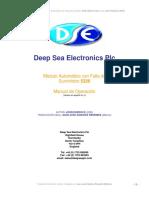 Tableros DSE 5320