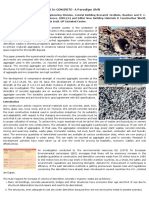 Use of Recycled Aggregates in Concrete- A Paradigm Shift