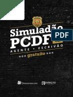 Simulado Concursos - PCDF