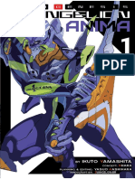 Neon Genesis Evangelion ANIMA - Volume 1