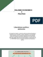 liberalismo politico y economico