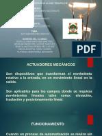 ACTUADORES MECANICOS-1
