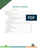 Requisitos Del Personal