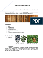 Characteristics of Wood_chanmercado