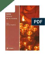 Dalai Lama y Hopkins Jerrfey - Acerca de La Muerte