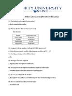 FAQ_Proctered Exam.pdf