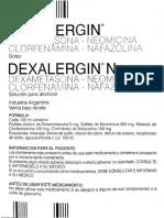 Dexalergin-Gotas