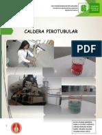 Laboratorio de Calderas