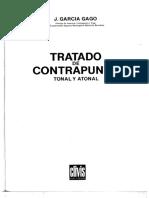 Tratado de Contrapunto Garcia Gago