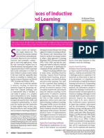 PRINCE_2007_The Many Faces of Inductive Teaching and Learning