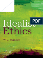 W. J. Mander - Idealist Ethics-Oxford University Press (2016)