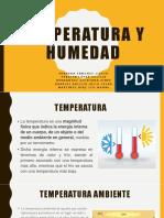 Temperatura Yhumedad22