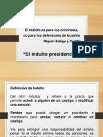Indulto Presidencial A