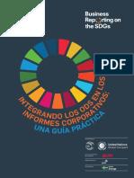 Integrando Los ODS en El Reporting Corporativo Guía Práctica