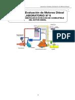Guia de laboratorio N° 5  AyEMD 6 C2  2019-2  A-B Sist. de Alimentación y combustible Diesel