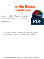 how the brain functions
