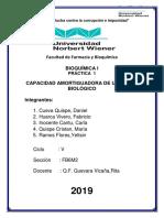 Informe 1 - Completo Bioquimica