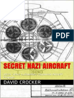 Secret Nazi Aircraft 1939 -1945, Luftwaffe's Advanced Aircraft Projects - David Crocker.epub