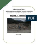 Topografia Del Proyecto Salas